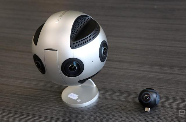 Insta360 Pro goes 'V2.0' with image quality boost plus new tools