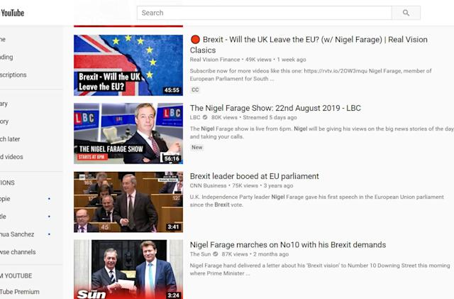 YouTube will reduce conspiracy theory recommendations in the UK