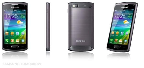 Samsung announces three Wave handsets, dripping in Bada 2.0 and ChatON