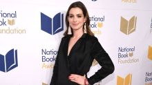 Anne Hathaway Gives Body Shamers a Heads Up That She's Gaining Weight for a Movie Role
