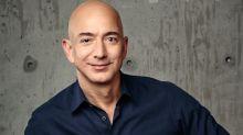 Doppelt so reich wie Bill Gates: Jeff Bezos knackt Vermögens-Schallmauer - auch dank Corona