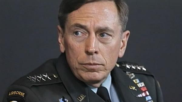 Petraeus speaks out about affair with Broadwell