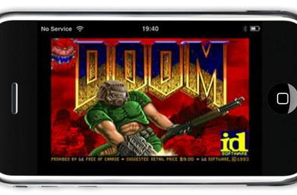 Gameloft, Id to develop for iPhone