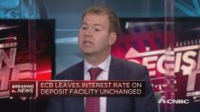 Don't expect huge market reaction after ECB decision, ana...