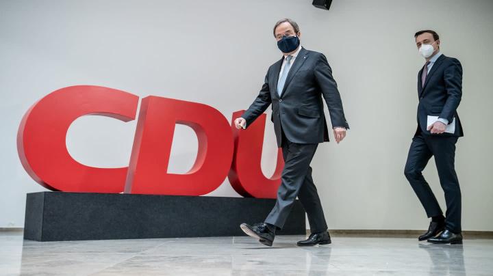 CDU verschärft Auseinandersetzung mit Grünen