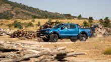 Prueba Ford Ranger Raptor 2020, madera de líder