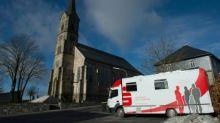'Camión-banco', alternativa a la falta de agencias bancarias en la Alemania rural