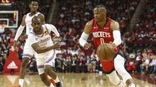 With Utah loss, Rockets clinch top five seed in West playoffs