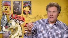 See How Will Ferrell, Chris Pratt, Elizabeth Banks, and Will Arnett Get Their Lego On