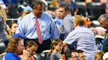 Chris Christie Nabs Foul Ball At Mets Game, And No One Celebrates