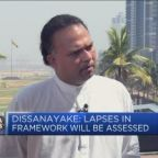 There were 'huge lapses' in our approach: Sri Lankan minister