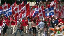Canada's 150th is jostling for attention