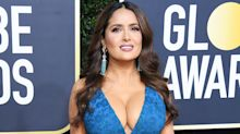 The Charlotte Tilbury lipstick Salma Hayek wore to the Golden Globes is now available to buy