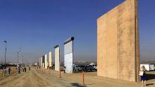 Comienza construcción de muro fronterizo en California