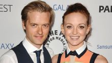 Glee star Jayma Mays welcomes first child with husband Adam Campbell