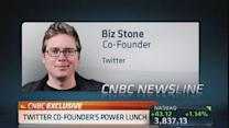 Twitter co-founder: Hope Twitter becomes 'triumph for hum...