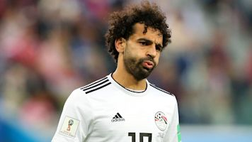 Salah, Egypt effectively out of World Cup