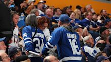 Fed-up fan lists Sabres for sale after failing to make NHL's expanded playoff