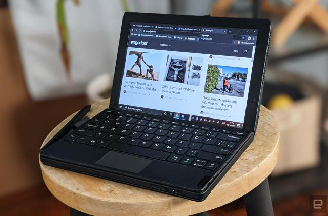 ThinkPad X1 Fold review: Lenovo's foldable PC is nowhere near ready