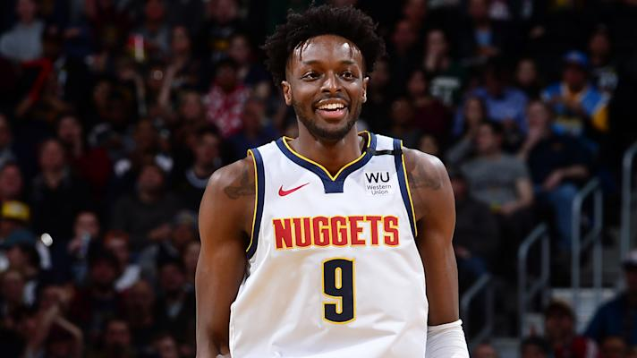"""Nuggets forward Jerami Grant on his player option: 'I'm definitely not leaning towards picking (it) up"""""""