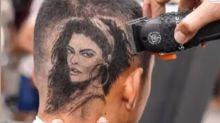 """Juliana Paes fica impressionada com corte de cabelo de fã: """"Estou passada"""""""
