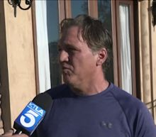 Man Says He Used Pool Water to Save His Home from Woolsey Fire