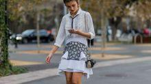 Blouses blanches : les modèles les plus délicats que l'on aimera aborer à la rentrée !