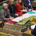 Brexit news latest: Theresa May in Commons walkout as Jeremy Corbyn tables no confidence motion