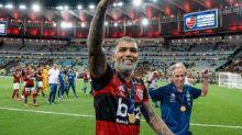 Gabigol chama Jesus de 'pai' em postagem e diz: 'Você é o melhor do maior clube do Brasil!'