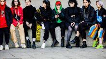 老爹鞋退燒?Off-White當道?「上海、首爾、莫斯科」時裝周街拍帶你預覽下季球鞋趨勢!