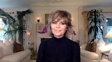 Lisa Rinna says she's being 'muzzled' by 'Karens' who want her fired from QVC