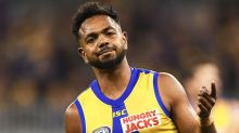 'Coming for you': Banned Eagle Willie Rioli's pledge to prove 'doubters' wrong