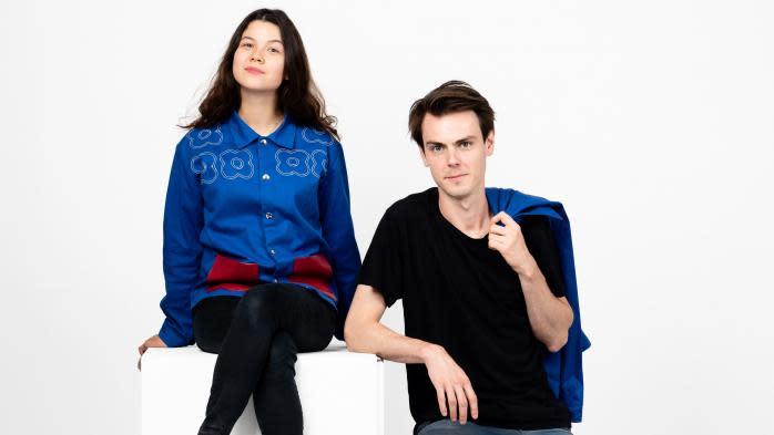 Ils s'inspirent des ouvriers du textile pour dessiner leurs vêtements : Paul Boulenger et Kim Hou sont les talents émergents des Grands Prix de la Création 2021