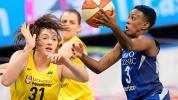They're back: WNBA begins 22nd season
