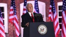 Usa 2020, Pence accetta nomination a vicepresidente