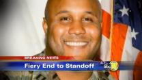 Ex-LAPD officer Christopher Dorner believed dead after standoff
