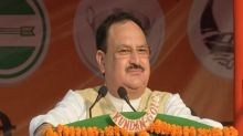 Panic in China as India covered border areas by constructing road from Arunachal to Ladakh under PM Modi's leadership: Nadda