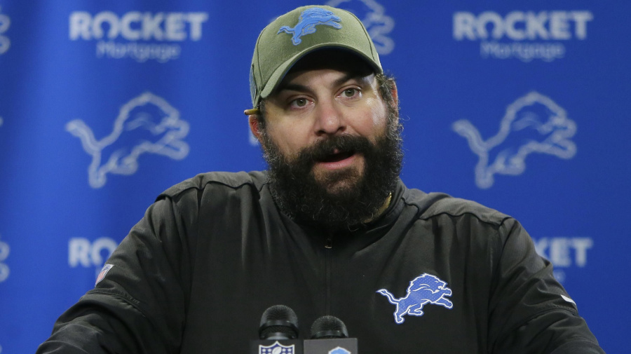 How low are the Lions' standards these days?