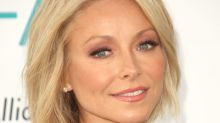 Kelly Ripa wants you to know she didn't have a nose job — and she doesn't have veneers, either