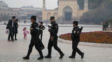 "China detuvo a 13.000 ""terroristas"" en Xinjiang desde 2014"