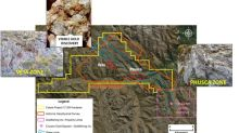 Palamina's Commences Heliborne Geophysical Survey Over Three Gold Projects in Peru