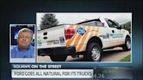 Ford goes all natural for its trucks