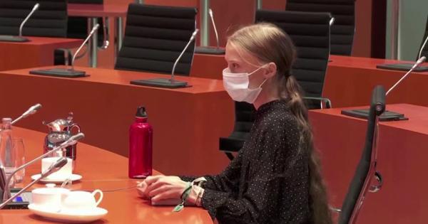 Merkel Thunberg