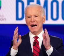Joe Biden says '10-15 per cent' of Americans 'not very good people'