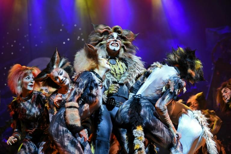 Outlandish 'Cats' film trailer gives the internet paws