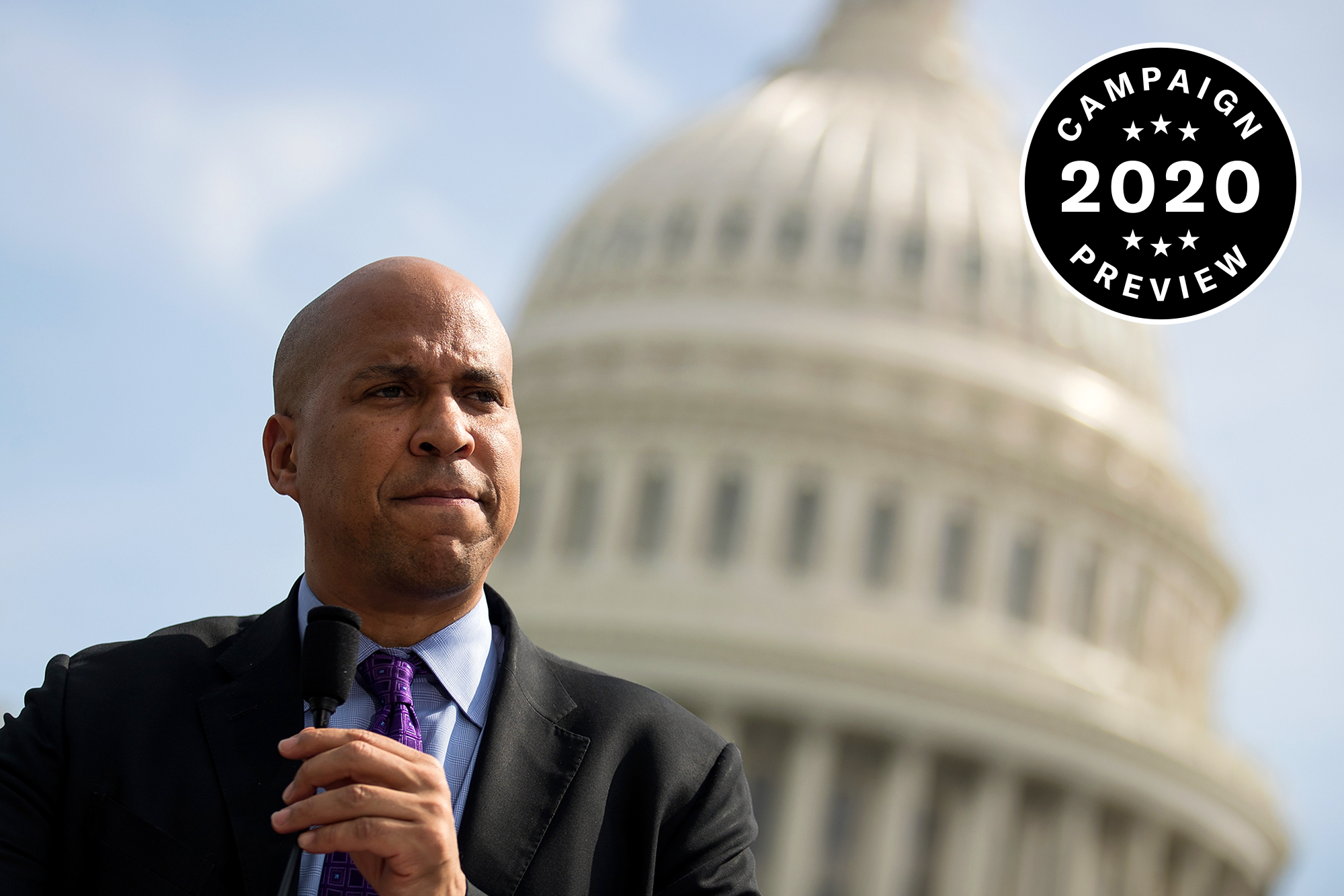 5 Tough Questions Cory Booker's Campaign Will Have to Answer