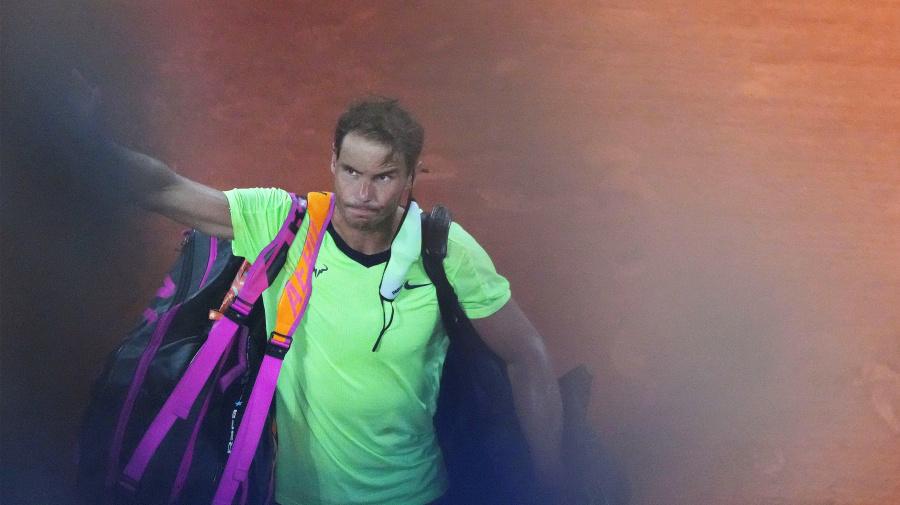 Shock en el tenis: Rafael Nadal se retira de Wimbledon y los Juegos Olímpicos