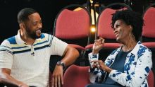 Will Smith Sat Down With Original Aunt Viv Actress Janet Hubert for 'Fresh Prince' Reunion