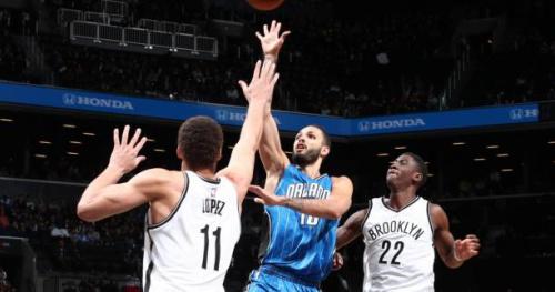 Basket - NBA - La nuit des Frenchies : Evan Fournier en vain