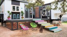 Tiny House Tour: Colorful, Eclectic Home in Texas